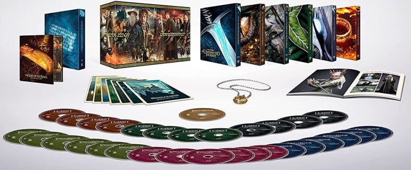 New DVD Blu-ray 3D and 4K releases UK
