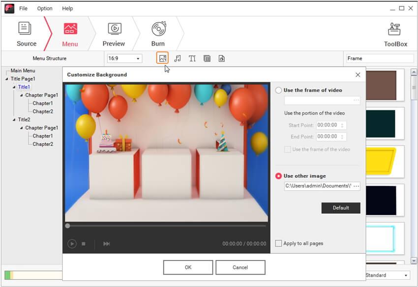 Wondershare DVD Creator 6.1.6.1 Mac 破解版 DVD视频光盘制作工具