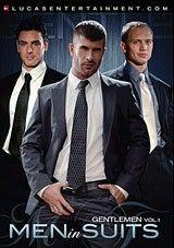Gentlemen: Men In Suits