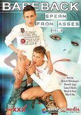 Bareback Sperm From Asses 4