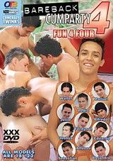 Bareback Cum Party 4: Fun 4 Four