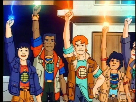 Image result for captain planet planeteer alert