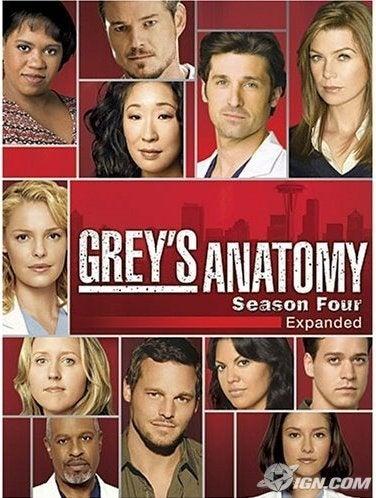 Descargar Gratis Grey's Anatomy S4 ~ Descarga