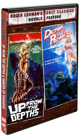 Up From The Depths Demon Of Paradise DVD IGN