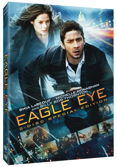Eagle Eye 2 Disc Special Edition DVD Review IGN