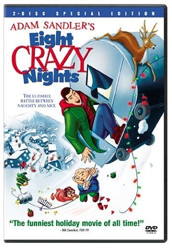 Eight Crazy Nights IGN