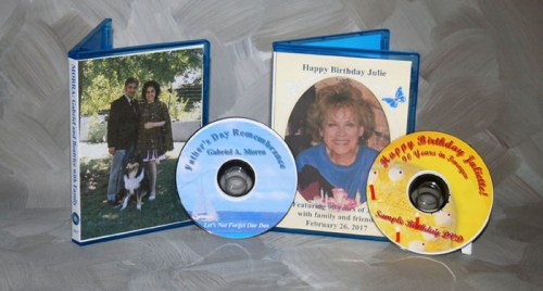 DVD Slideshows family personal DVD slideshow product images