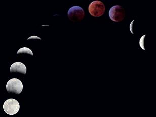 La luna y la previsión del tiempo 1