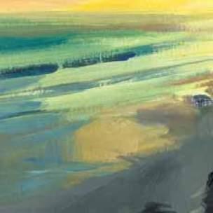La pintura acrílica