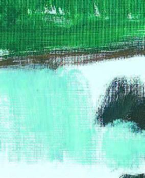 La pintura Óleo