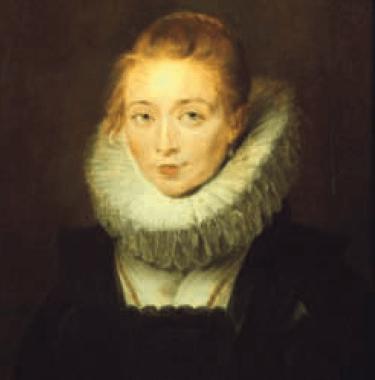Retrato de una camarera de la infanta Isabel