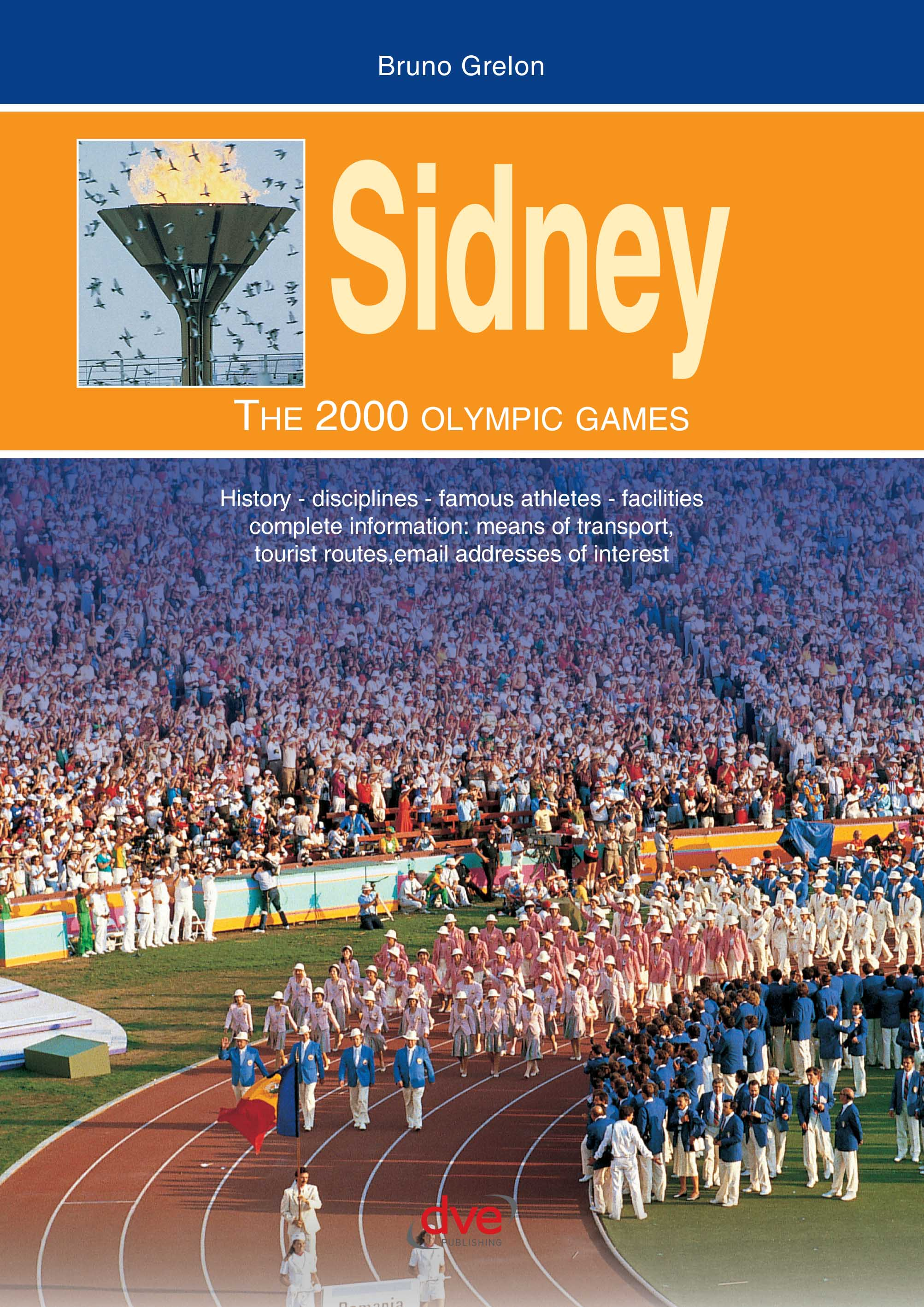 Sidney. The 2000 olympic games