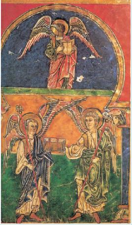 Página del Beato de San Pedro de Cárdena