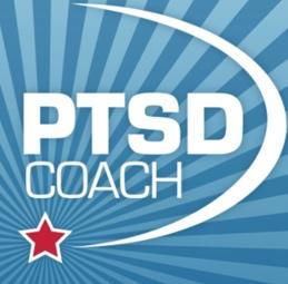 image of PTSD Coach App logo