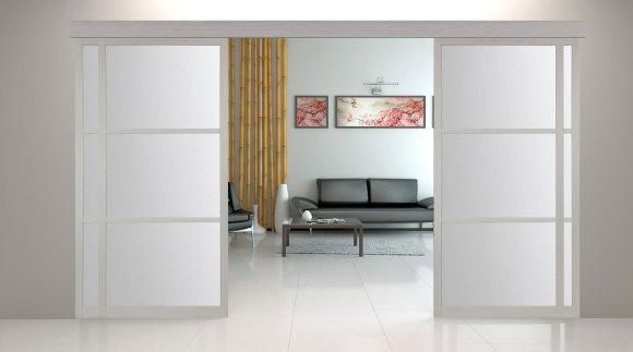 Декоративная перегородка в квартиру