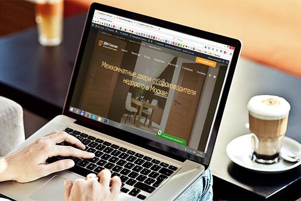 Покупка дверей через интернет-магазин