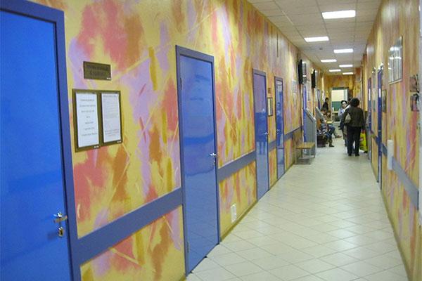 Двери для медицинских учреждений, больниц