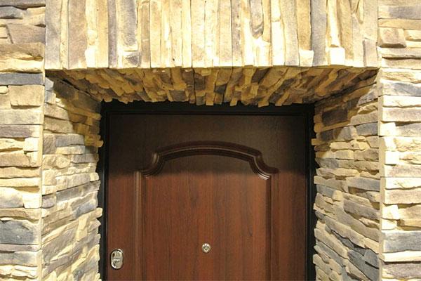 Дверные откосы, их установка