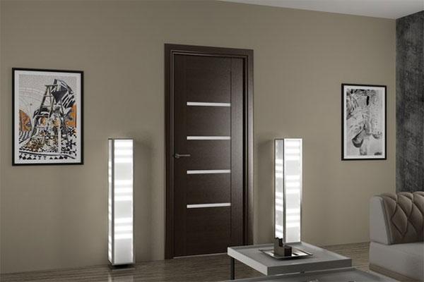 Двери «Eldorf» с 3D покрытием