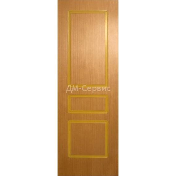 Межкомнатная шпонированная дверь «Марсель 3» (глухая)