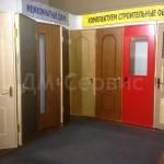 Комплектуем строительные двери межкомнатными дверьми