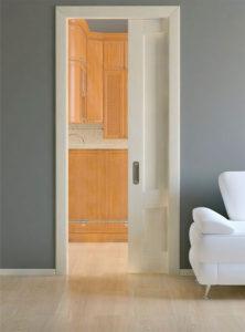 дверь пенал