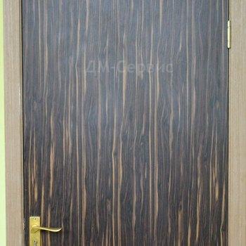 Дверное полотно облицованное пластиком cpl