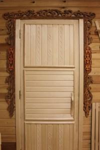двери из осины