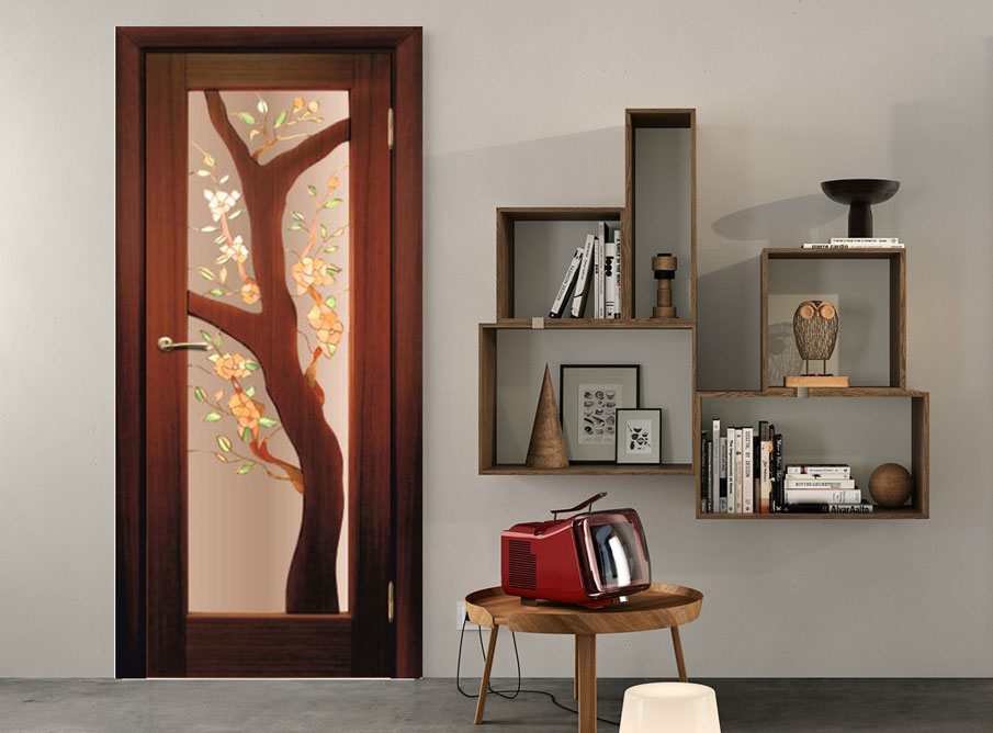 межкомнатная дверь луидор