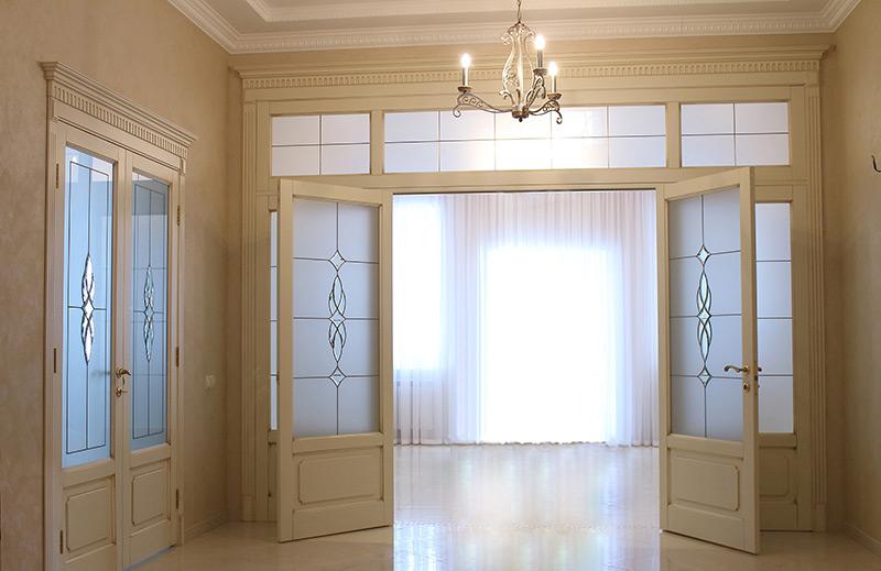 двери на заказ нестандартных размеров