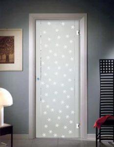 хрустальная дверь