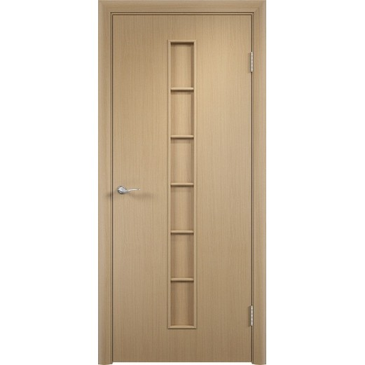 Межкомнатная ламинированная дверь «C-12 ДГ» (глухая)