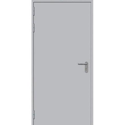 Металлическая противопожарная дверь «ПД-1»