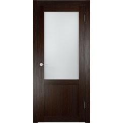 Дверь «Eldorf Баден 4 ДО» с 3D покрытием (со стеклом)