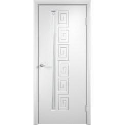 Межкомнатная дверь с пленкой ПВХ «Омега ДО» (со стеклом)