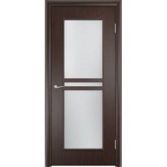 Межкомнатная ламинированная дверь «C-23 ДО» (со стеклом)