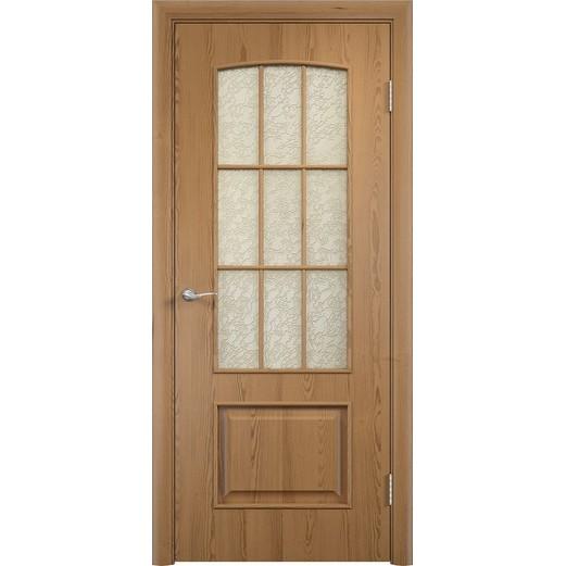 Межкомнатная ламинированная дверь «C-26 ДО Дельта» (со стеклом)