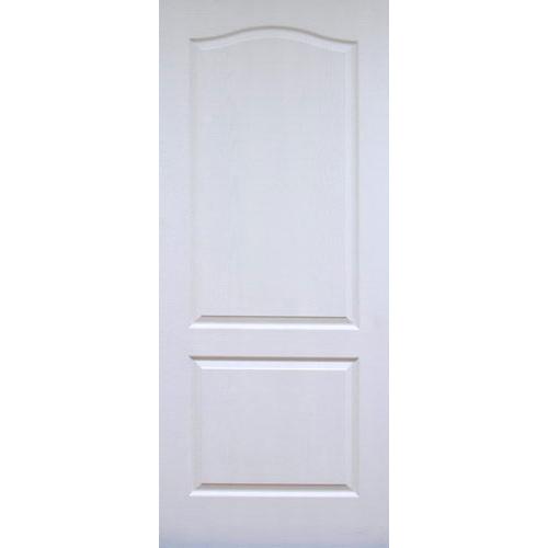 Строительная мазонитовая дверь Классика ПГ (глухая)