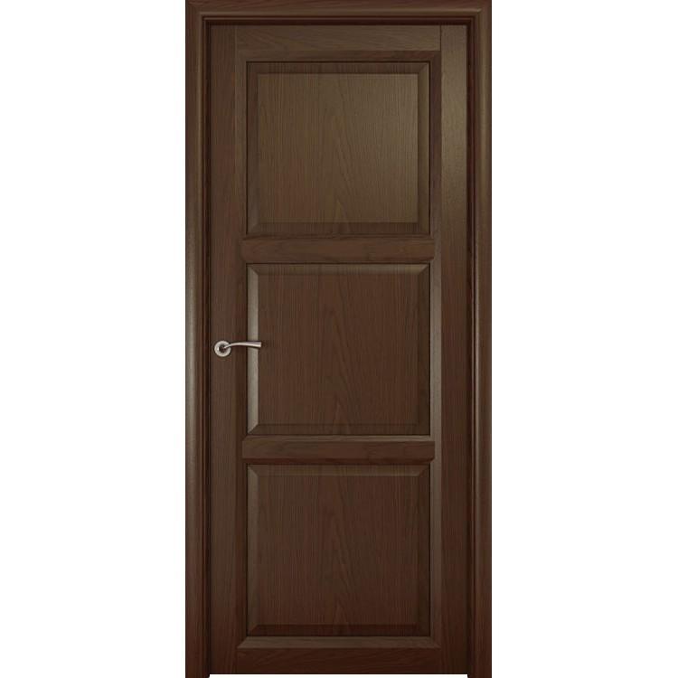 Межкомнатная шпонированная дверь «Optima-3» (глухая)