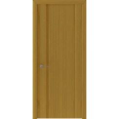 Межкомнатная шпонированная дверь «Шторм-1» (глухая)
