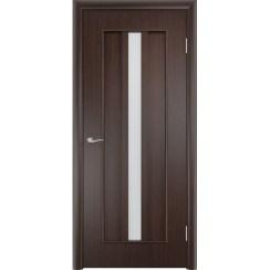 Межкомнатная ламинированная дверь «C-3 ДО (o2)» (со стеклом)