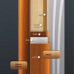 Конструкция дверей Океан, Новая волна, NeoClassica