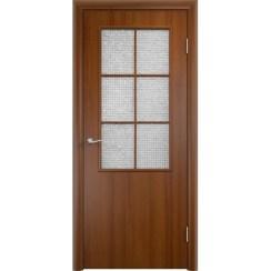 Строительная усиленная дверь УД 56 (со стеклом)
