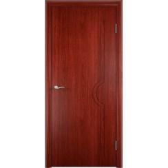 Межкомнатная дверь с натуральным шпоном «Модерн ДГ» (глухая)