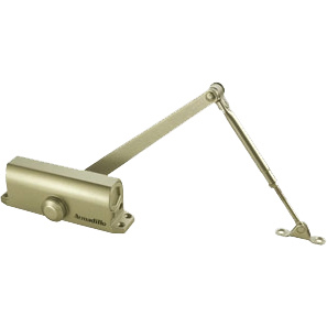 Дверной доводчик «LY4» (до 85 кг)