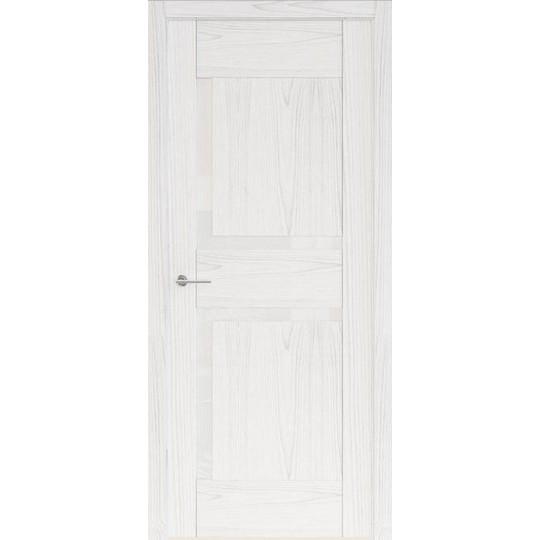 Межкомнатная шпонированная дверь «Rona-5» (со стеклом)