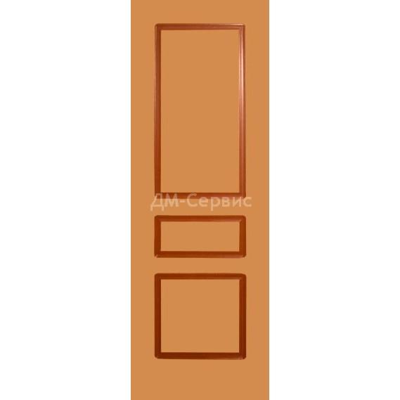 Крашенная дверь эконом класса «Марсель 3» (глухая)