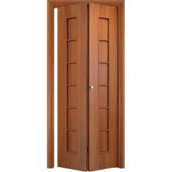 Складная дверь «книжка» C-12 ДГ (глухая)