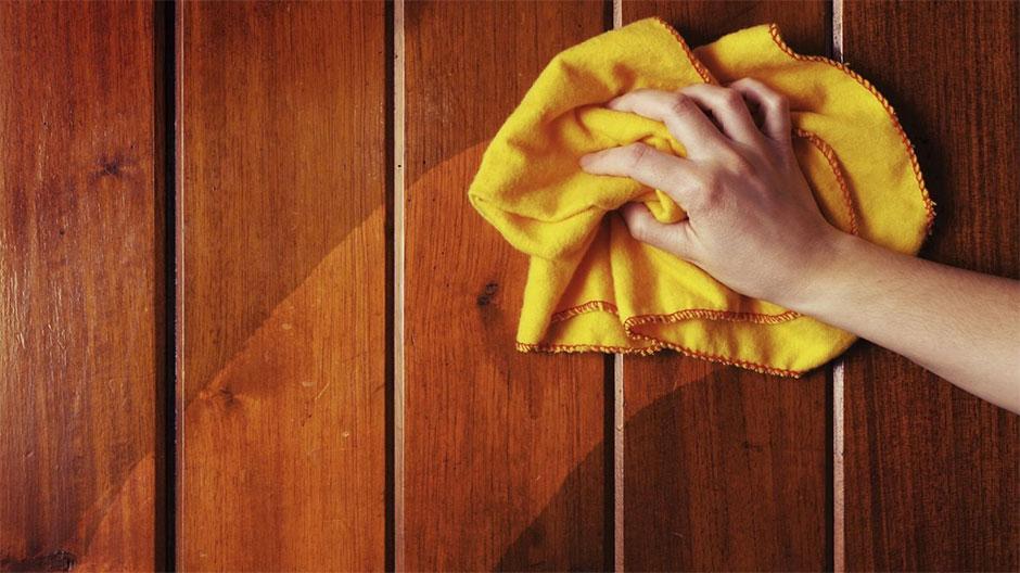 Уход за шпонированными дверями и фурнитурой