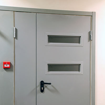 Строительные противопожарные двери